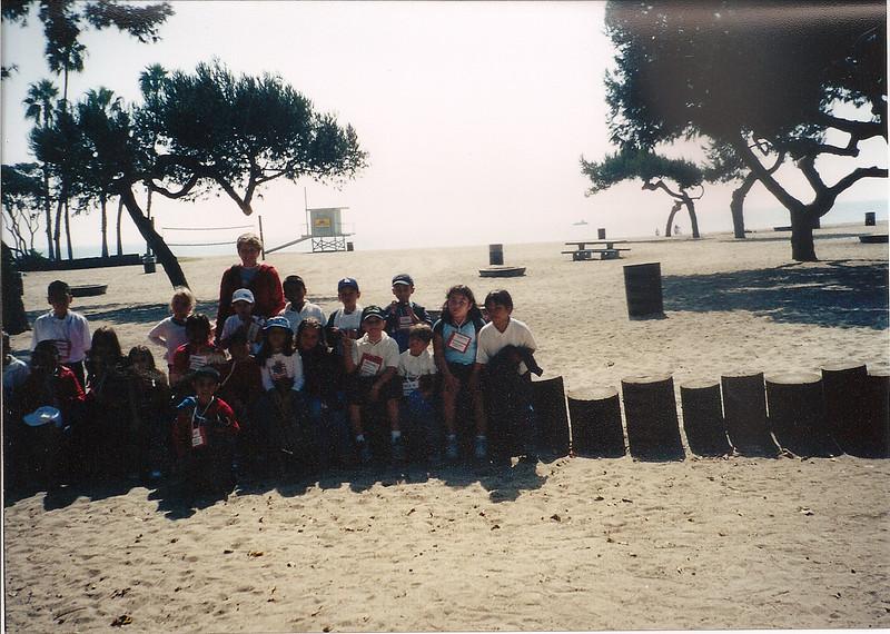 Cabrillo Beach Fieldtrip