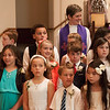 Morgan's First Holy Communion