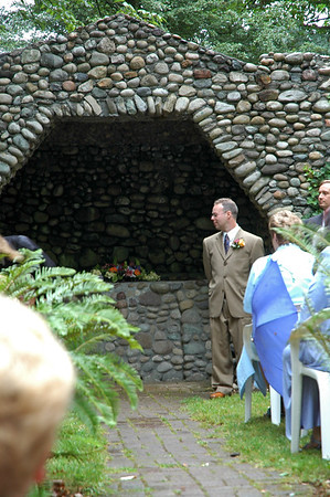 Kurt and Becky's Wedding  July 10, 2004
