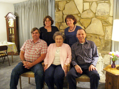 Jimmy, Jeanne, Marie, Mary, and Bill