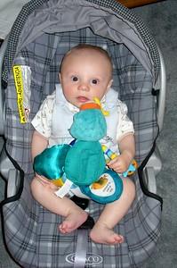 Trevor Hollywood -- 4 months