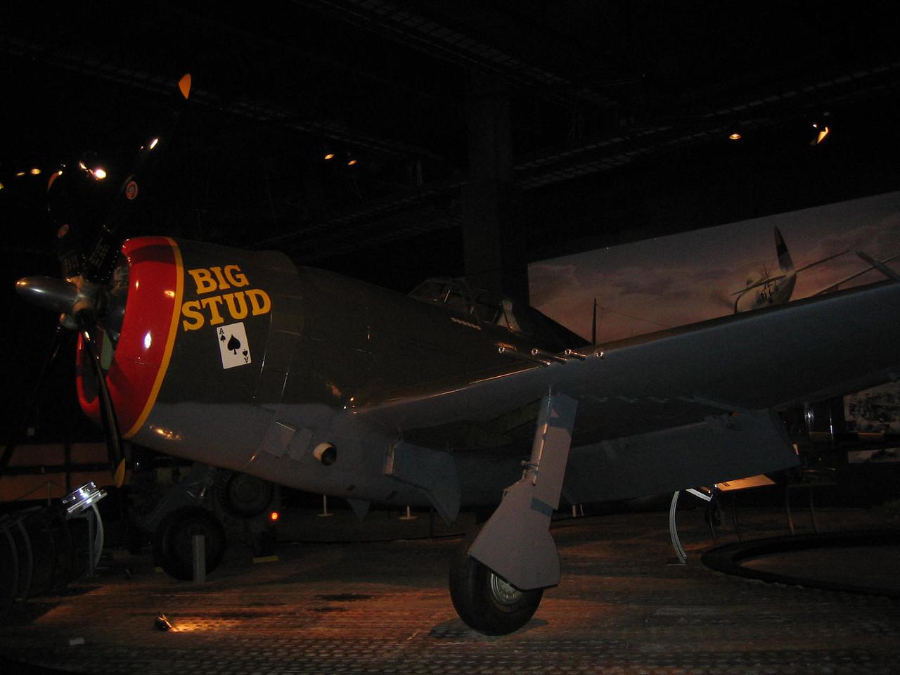 WW2 plane.