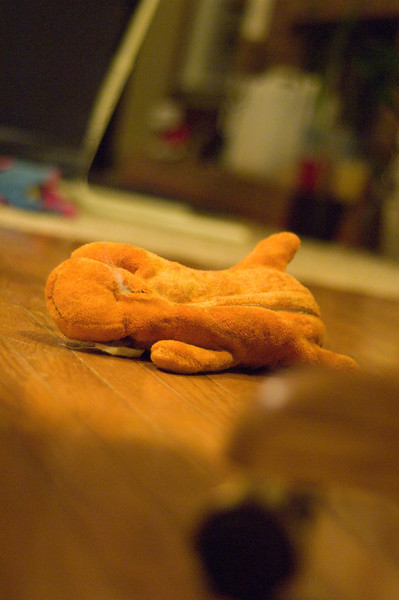 dead toy