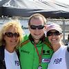 me, Whitey (aka David White) and Dena AMA at Road A