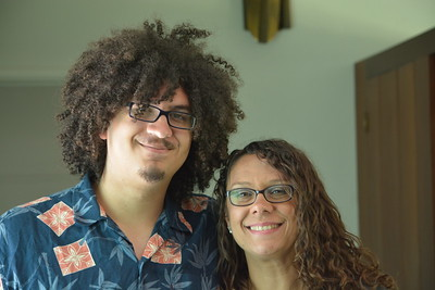 Coleman  Solis and Ellen Solis