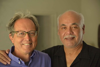 George Osner and  Danny Sidhu