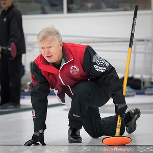 Nanaimo Curling Club - Masters Open