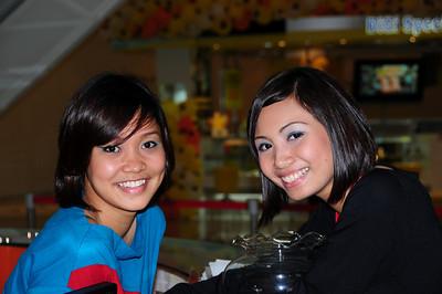 Nadia and Danie
