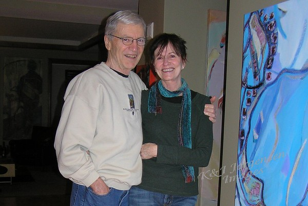 Nancy (Zeller) and Bill Griffin