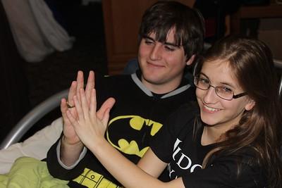 Nate  & Jessi 011315
