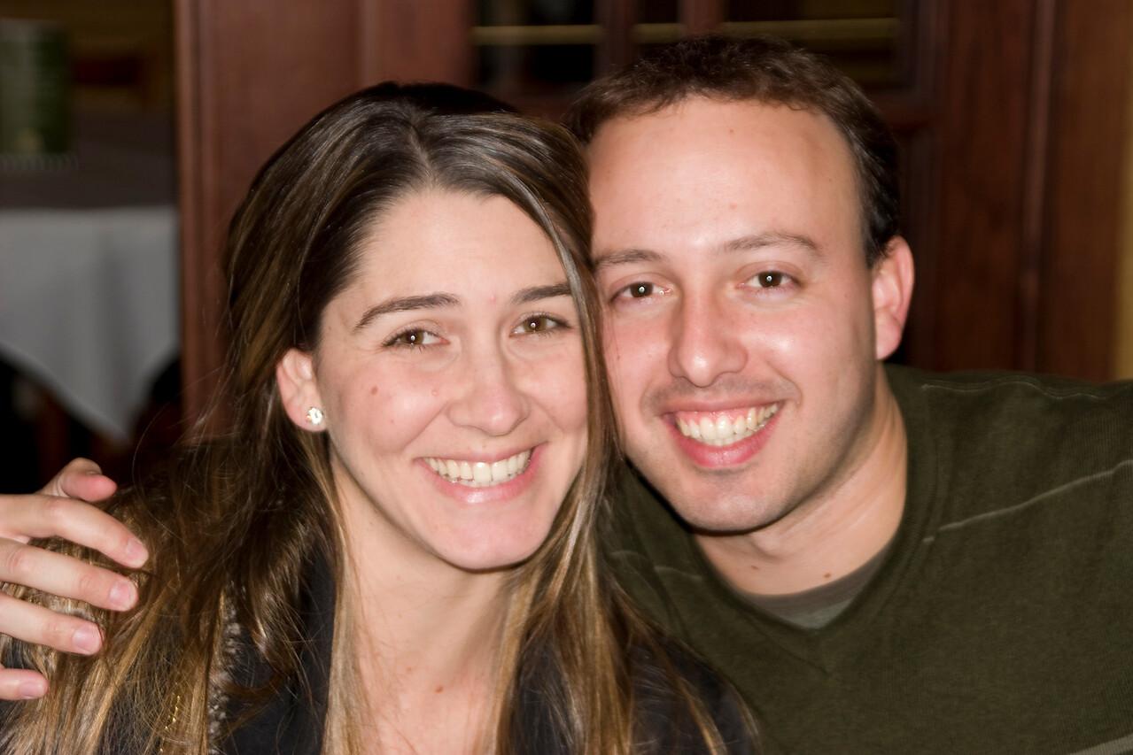 Mauricio y Valeria Jenkins