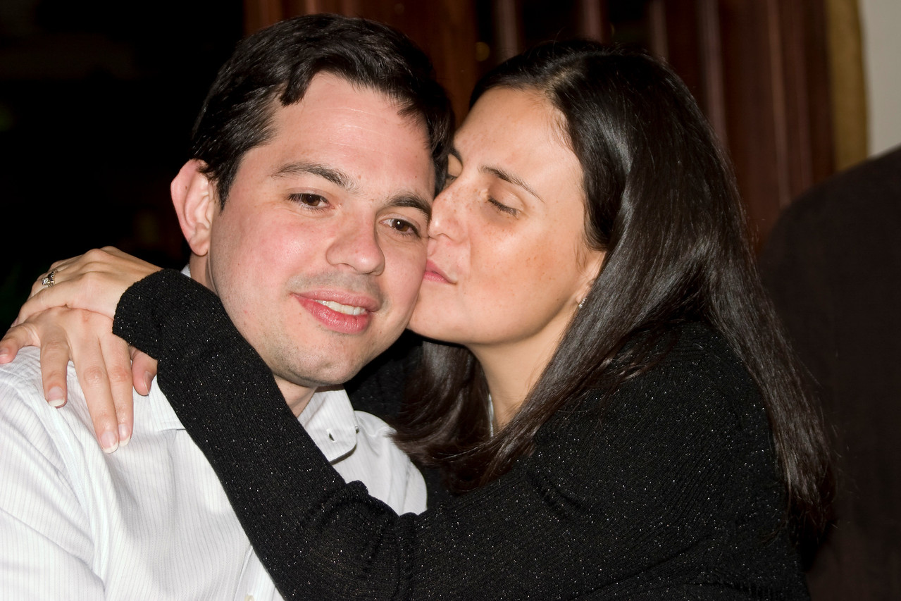 alejandro y Martha Mayoral