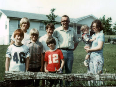 Stenbergs in Springfield 1975