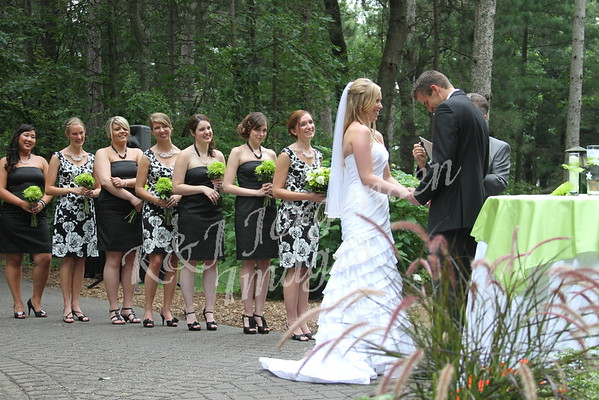Nelson Danner Wedding - July 2011