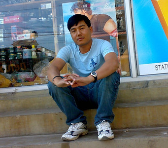 My friend Khirlal Moktan