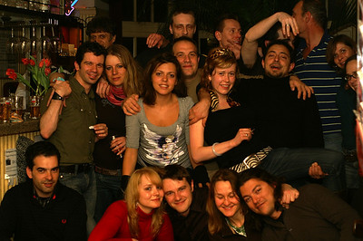 Vlassis & Marcela birthday bash reunion
