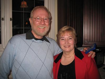 Thom and Brenda