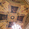 Murals in main rotunda - Greek god-themed
