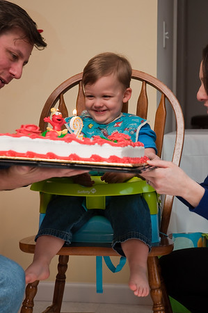 Nicholas 2nd Birthday Party