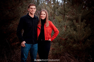Leathers Family Portraits 2020 Olsen Photography
