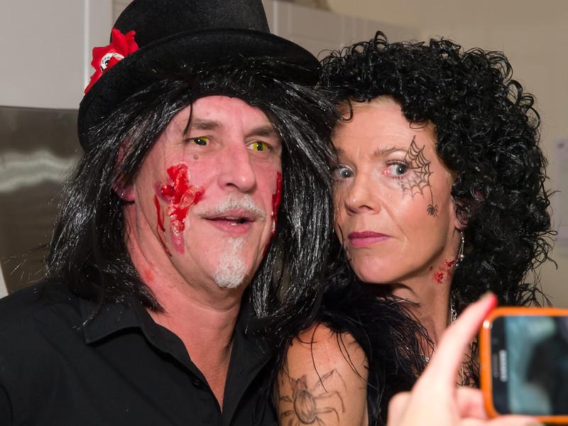 Norma & Lauren's Halloween Party 2018