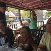 Marc Hilton, Priscilla Polk, Dale Fink at Broad Ripple Brew Pub