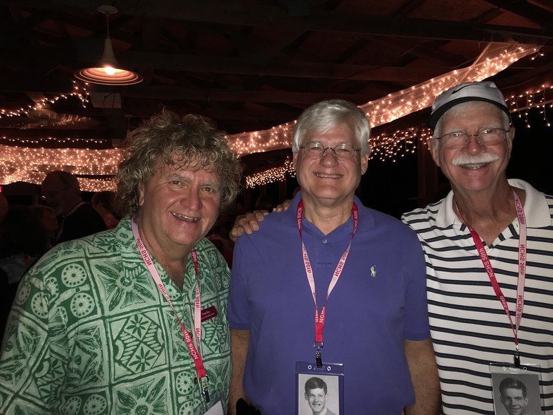 Doug Day, Jim Kamplain, Tom Trankle