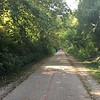 The Monon Trail. Beautiful!