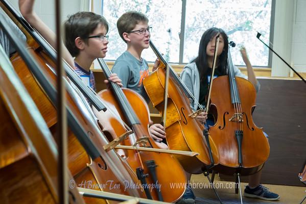 2015 North Star Cello Academy Summer Workshop