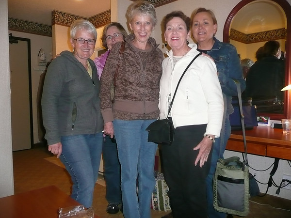 Nursing Reunion at Gig Harbor 2008
