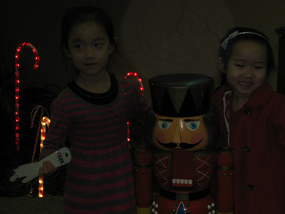 Nutcracker Dec 2010