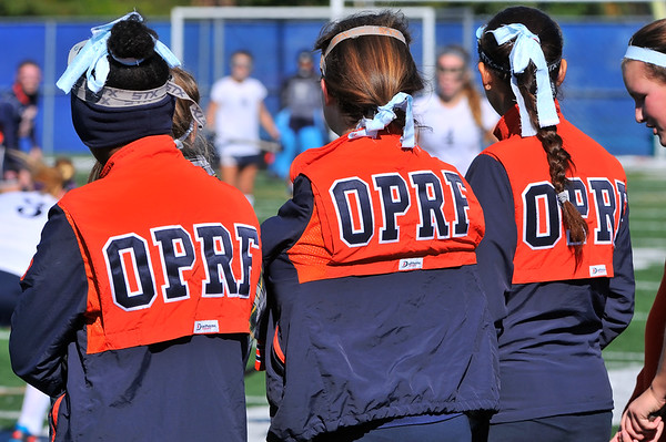 2016-10-08 OPRF FH vs New Trier