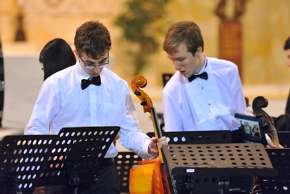 OPRF Orchestra/Band Italy Trip - 2015