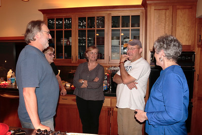 OSS Party 2015 Vince, Vicki, Connie, Connie's husband & Dee