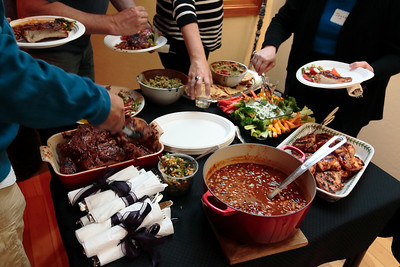 OSS Party 2015 023 Food