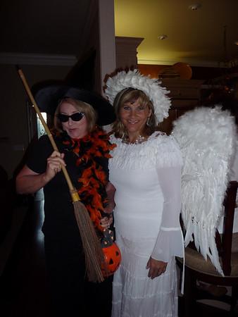 October 2010 Halloween Bunco