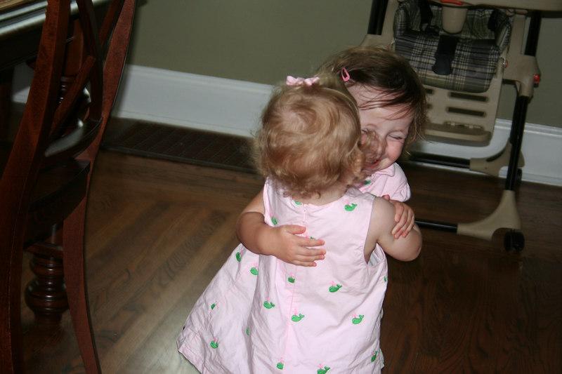 I WILL hug you!