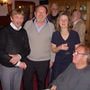 Paul Boughton, Mike Buckland, Marjorie then John Goldstone