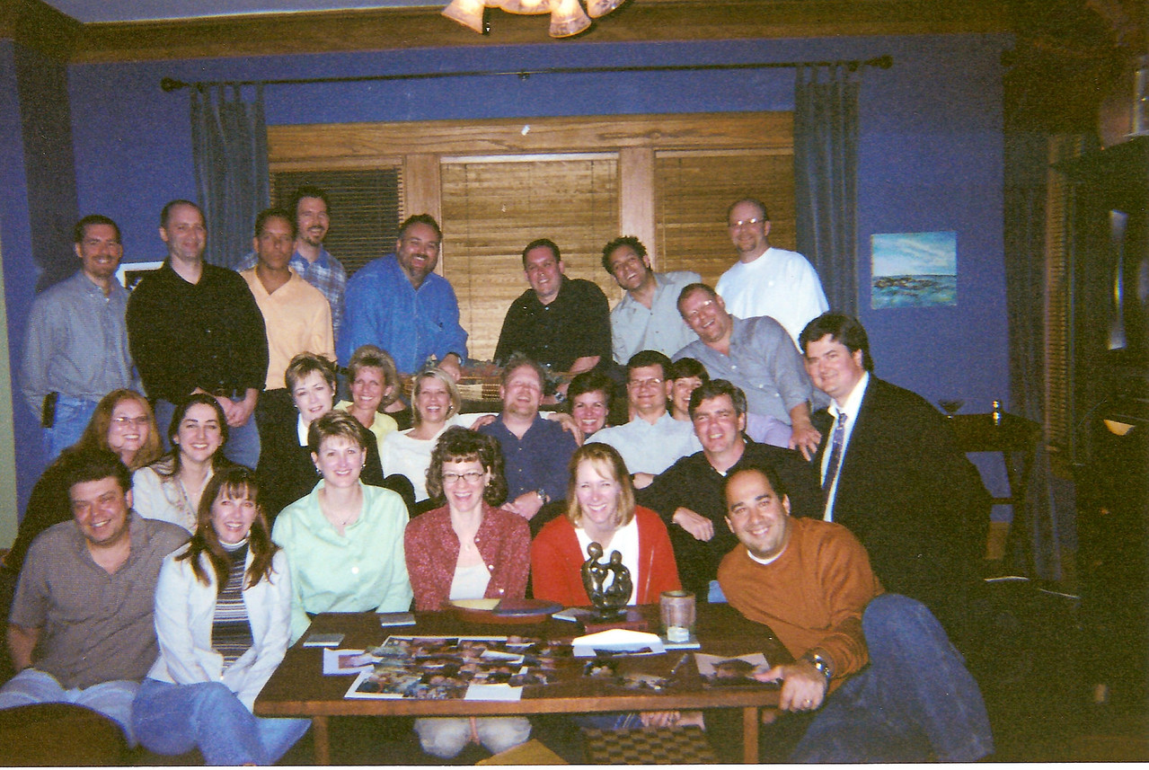 Leaving Illinois-April 2002