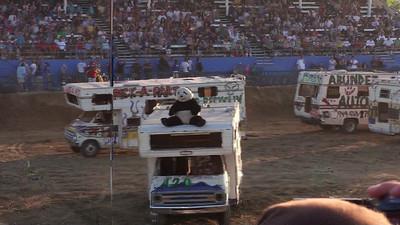 Motorhome Madness Demolition Derby