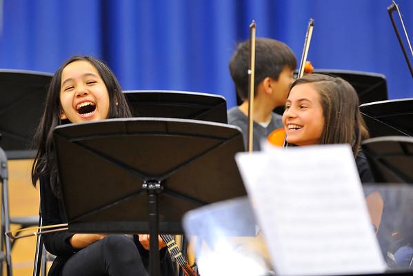 Feb 2014 - Junior Orchestra