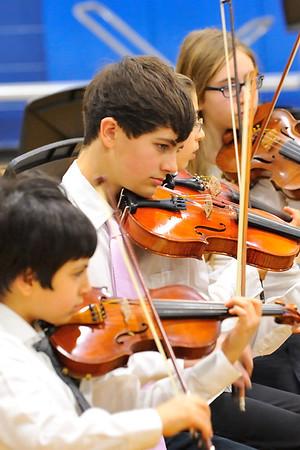 Feb 2014 - Senior Orchestra
