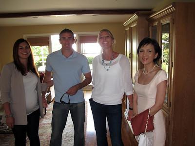 Kaiser Ortho Party @ Dr Kuma 's House April 28, 2012