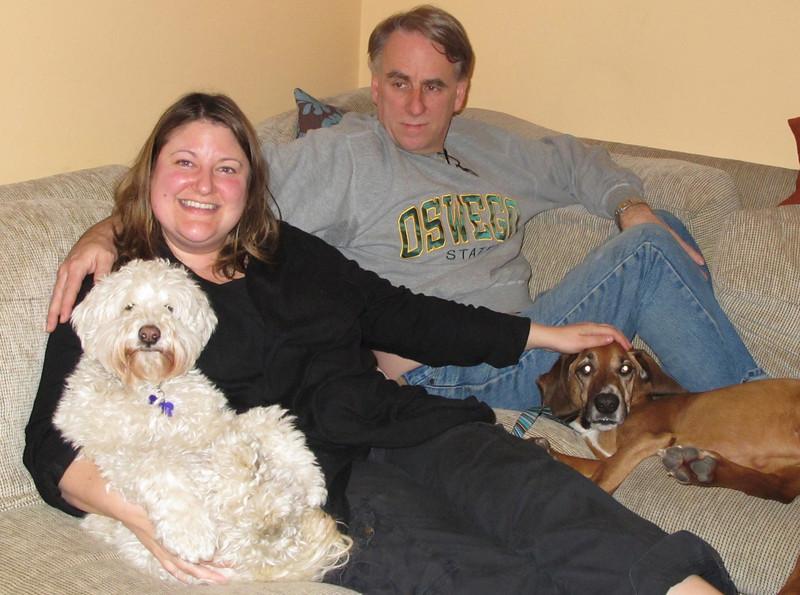 Roxie, Shosh, Gary, Who