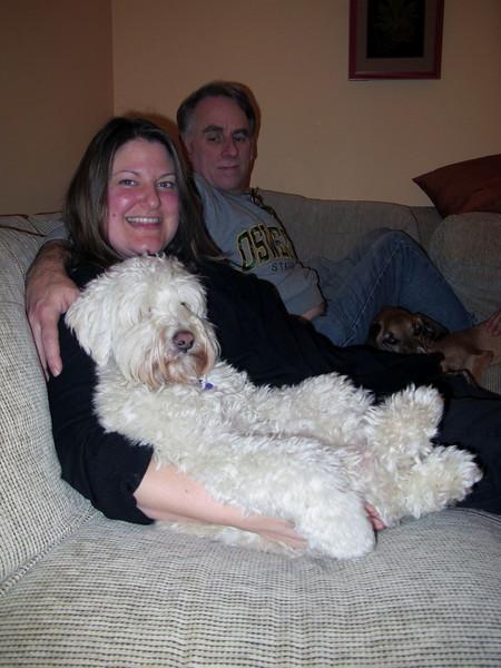 Roxie, Shosh, Gary