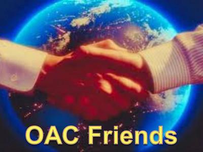 OAC friends