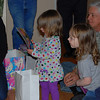 Bonnie Birthday - Bonnie opening presents