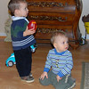 Bonnie Birthday - Will and Brandon Playing