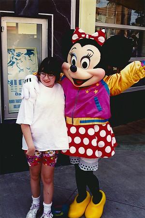 Lauren and Minnie