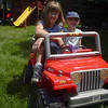 6/23/2003 - Lydia with Avery